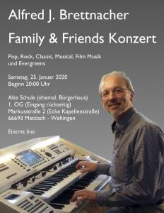 Family and Friends Konzert