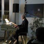 An meiner Böhm SINFONIA 480SE (Special Edition) beim Family & Friends Konzert am 25. Januar 2020