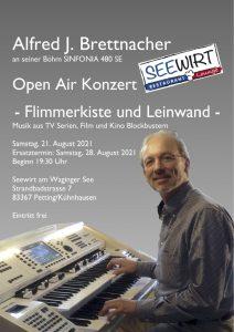 Open Air Konzert Seewirt 21.08.2021