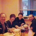 Vorbesprechung Interview Radio 2000 Dänemark am 27. März 2001