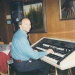 Weihnachtsfeier Treffpunkt Münchner Orgelfreunde 16. Dezember 2001